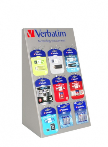 BN53 - Verbatim technologie display